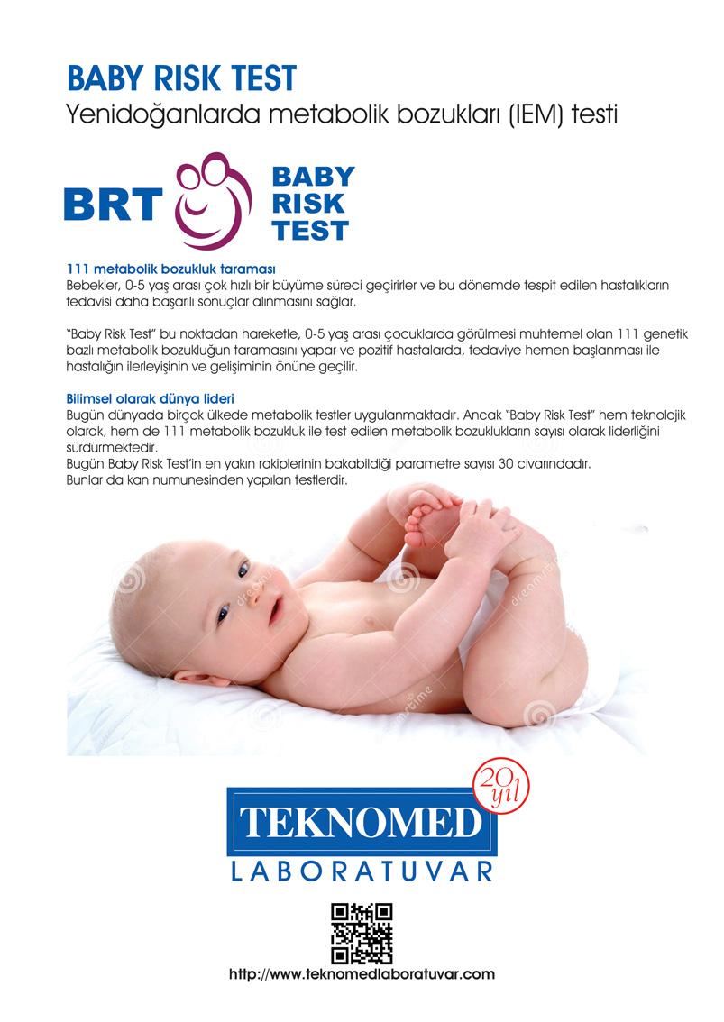 Baby Risk Test